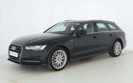 Audi – A6 Avant – S line selection